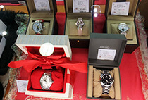 ROLEX・オメガ・高級時計