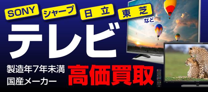 取り扱い商品 TV