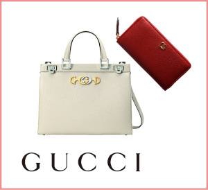 清楚なイメージとさりげなさで、大人の女性を引き立てるグッチのバッグ・財布